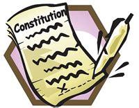 1791: US Bill of Rights 1st 10 Amendments - with